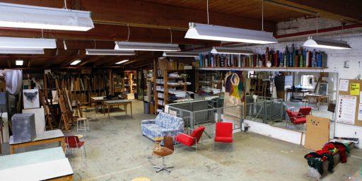 Ataraxia-Kunstschule Schwerin (Photo © Beate Nelken)