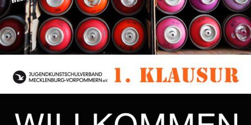 Herbstklausur 2018 Freitag 9.11. und Samstag 10.11.2018 in Bliesekow