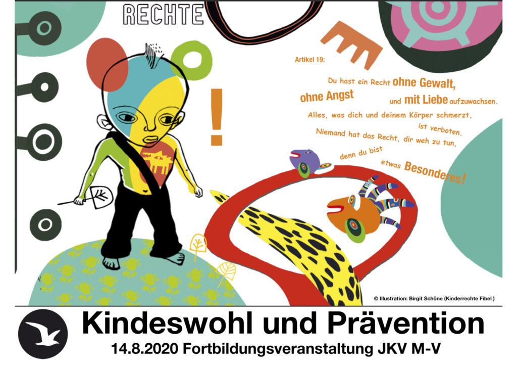 Birgit Schöne, Kinderrechte Fibel